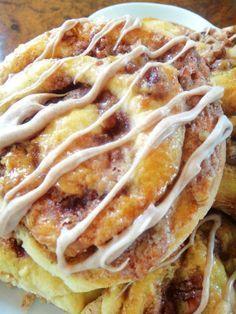 Cinnamon rolls | Helena Gasparetto