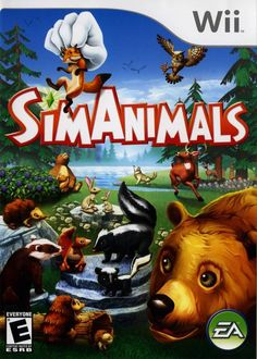 Played it many time's...it's a very cute game lol loved the wolf's and deer very adorable