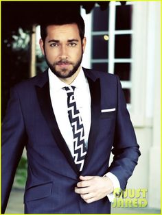 Zachary Levi | Love this guy | Super spy to super hot cartoon in Tangled - can't wait to see what's next!