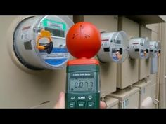 EMF RF microwave radiation test results from our WiFi and smart meter - YouTube
