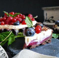 Dunkle Beeren Tartelettes, laktosefrei // Tartelettes with berries, lactosefree *Hummelsüß*