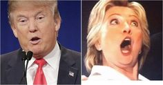 As Trump Double Downs On 'Election Rigging' Answer, Look What Hillary DID