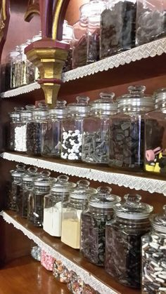 Hocus Pocus zoetwaren Oudewater Mason Jar Wine Glass, Hocus Pocus, Tableware, Decor, Dinnerware, Decoration, Tablewares, Decorating, Dishes
