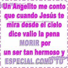Gracias Jesus!!