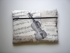 Laptop Sleeve Music Notes | Flickr - Photo Sharing!