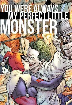 the joker and harley quinn love quotes Harley And Joker Love, Joker Und Harley Quinn, Goth Quotes, Joker Quotes, Harely Quinn, Im Batman, Superman, Joker Art, Madly In Love