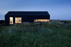 Stealth Barn by Carl Turner Architects by Freshome.com - Interior ...