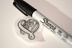 How to Make a Fake Tattoo With a Sharpie (with Pictures) | eHow