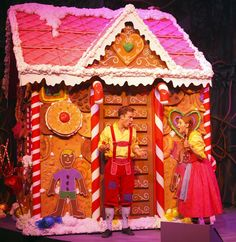 1000 Images About Hansel And Gretel Decor Ideas On