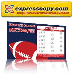 """""""I've been able to grow my referrals by 27% this past year through consistent use of expresscopy.com 's keep-in-touch #postcards, and with their new football schedules I've already received 6 new referrals this past week,"""" delighted Realtor Sarah Stully explained.  #business"""