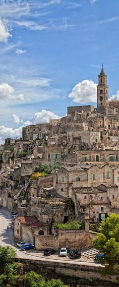 Matera, Basilicata, Italy http://www.homeinitaly.com #Luxury #villas in #Italy…