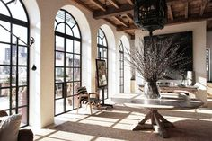 RUSTIC CITY PENTHOUSE - Modern French Farmhouse                                                                                                                                                     More