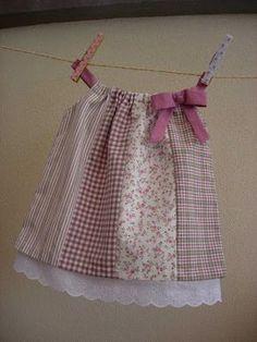 Bambolando: abbigliamento bimba