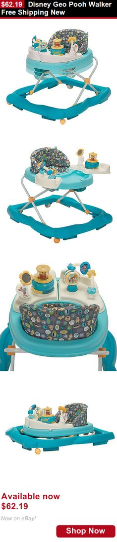 Baby walkers: Disney Geo Pooh Walker Free Shipping New BUY IT NOW ONLY: $62.19
