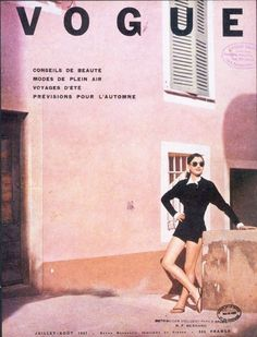 AISH  Vintage French Vogue
