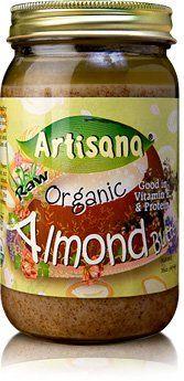 Artisana Organic Raw Almond Butter 16oz (Pack of 3) - http://goodvibeorganics.com/artisana-organic-raw-almond-butter-16oz-pack-of-3/