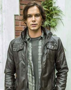 'Ravenswood' is a lot darker than 'Pretty Little Liars' -star Tyler Blackburn.