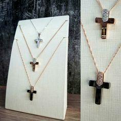 #wedding #cross #kozani #christos_nioplias #gold #diamond #jewelry #jewellery #pink_gold #black_gold