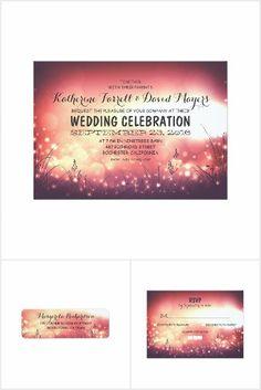 Garden Lights Whimsical Wedding Collection