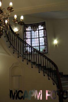 los marqueses de Fontalba crearon un nuevo acceso a través de la escalera, con el fin de poner en alquiler la planta superior.