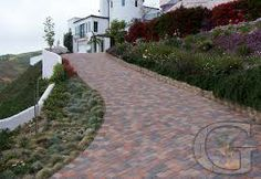 1000 images about driveway on pinterest driveways for Steep driveway construction