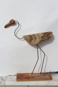Driftwood Bird facebook.com@alanya.driftwoodart.ihsangurbuz