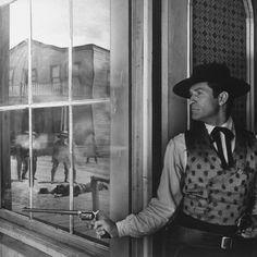 "Hugh O'Brian ""Wyatt Earp"""