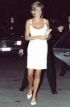 Forever fashionable: Princess Diana's style legacy lives on - The Look