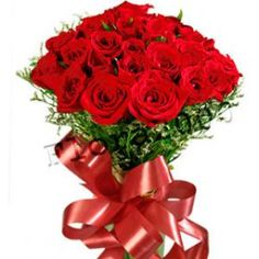 Our Charming Red Roses Bouquet is more appropriate for Sending your Warm Regards With. Send these through Shop2Nellore.