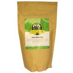 Hippie Butter, Hemp Seed Flour, 1 lb (454 g) - iHerb.com
