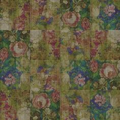 Dalle de moquette à motif floral ABERDEEN Collection Freestile by OBJECT CARPET…