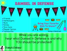Summer is almost here invite your friends over for yummy BBQ with Damsel in Defense! Damsel In Defense, Bring A Friend, Invite Your Friends, Bbq, Stuffed Peppers, Invitations, Summer, Barbecue, Summer Time