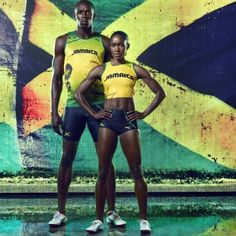 While having Usain Bolt, the fasted man in the world, wearing your uniform ensures instant interest the world over, Cedella's collection stands proudly on its own: http://blog.thehouseofmarley.com/olympic-gear/ #HouseofMarley #LiveMarley #BobMarley