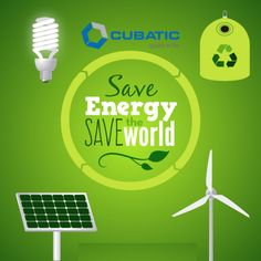#SaveEnergy #SaveTheWorld #CubaticGroup Offering #SolarPower Solutions