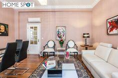 T3 mobilado e equipado na Rua da Madalena - Home Spot Oversized Mirror, Gallery Wall, Furniture, Home Decor, Floors, Decoration Home, Room Decor, Home Furnishings, Arredamento