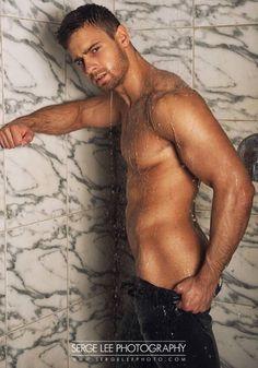 Kirill Dowidoff: El Hombre Deseado. Russian Male Model - Burbujas De Deseo