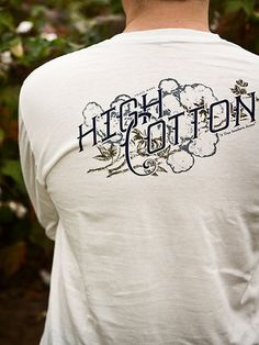 High Cotton..a tribute to days gone by