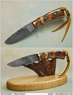 Photos SharpByCoop • Gallery of Handmade Knives - Page 23