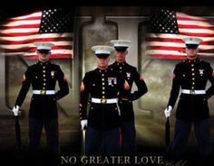 USMC - No Greater Love