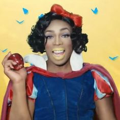 That Time Todrick Hall Created Disney Fairy Tales Out Of Nicki Minaj Songs