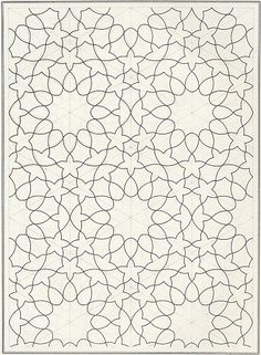 BOU 079 : Les éléments de l'art arabe, Joules Bourgoin | Pattern in Islamic Art
