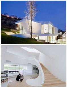 Unique Designed Home  #LuxuryLiving #LuxuryHomes