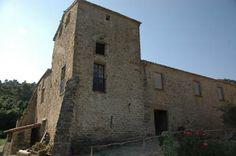 Castell de Pujarnol. Pla de l'Estany