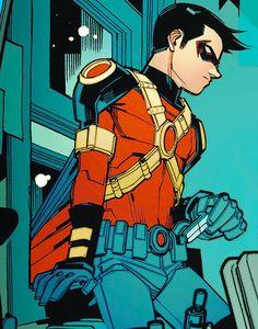 """aegontargaryen: """" Batman Eternal #43 """""""