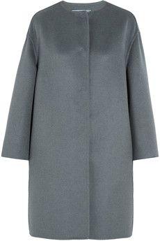 Prada - Wool, angora and cashgora-blend coat