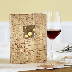 World Market Wine Journal- What a nice and easy way to keep notes on the different wines you can try from World Market's extensive wine collection!
