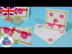 DIY *Mother's Day Cards* How to Making Stamps Mothers Day Cards Greetings Card Making Pintura Facil - YouTube