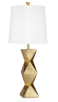 I am having a gold moment, lets be honest... I'll love gold for life. This gorgeous gold lamp belongs on your registry! #weddingchickspicks #macys http://www.macys.com/registry/wedding/catalog/product/index.ognc?ID=892611&cm_mmc=BRIDAL-_-CARAT-_-n-_-WCPinterest