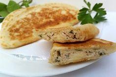 Mini crêpes turc poulet/fromage