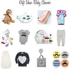 Gift Ideas: Baby Shower